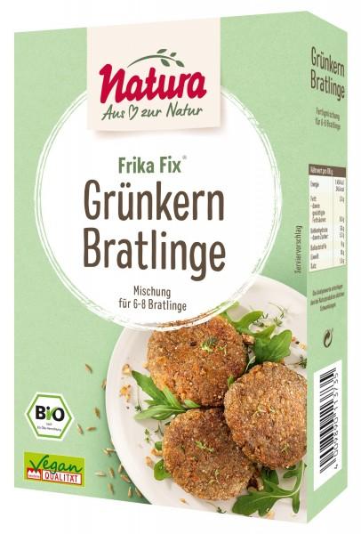 Frika Fix Bio Grünkern-Bratlinge