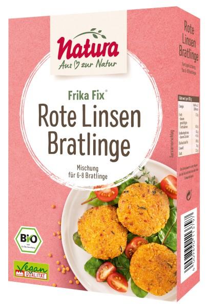 Frika Fix Bio Rote Linsen-Bratlinge
